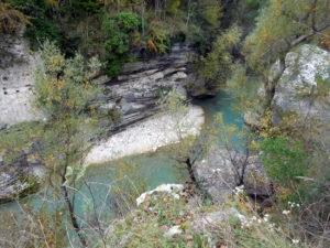 Il fiume Orta