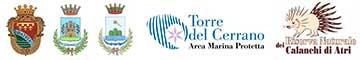 Comune di Atri, Comune di Silvi, Comune di Pineto, AMP Torre del Cerrano, Oasi WWF Atri