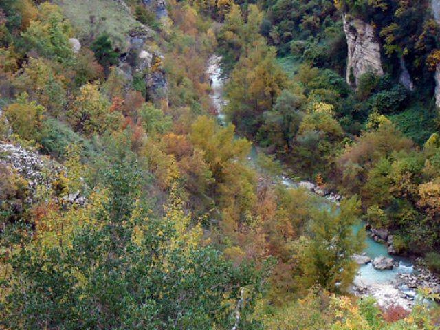 """L'Abruzzo in Mountain Bike: """"La Valle dell'Orta"""""""