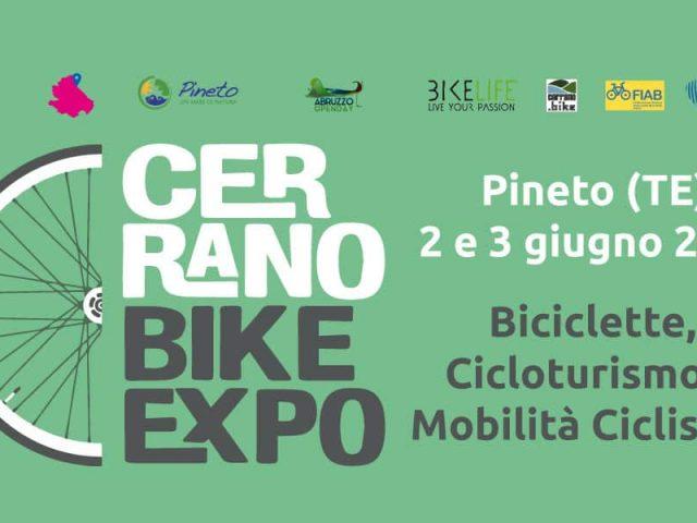 Cerrano bike Expo: Biciclette, Cicloturismo e Mobilità Ciclistica