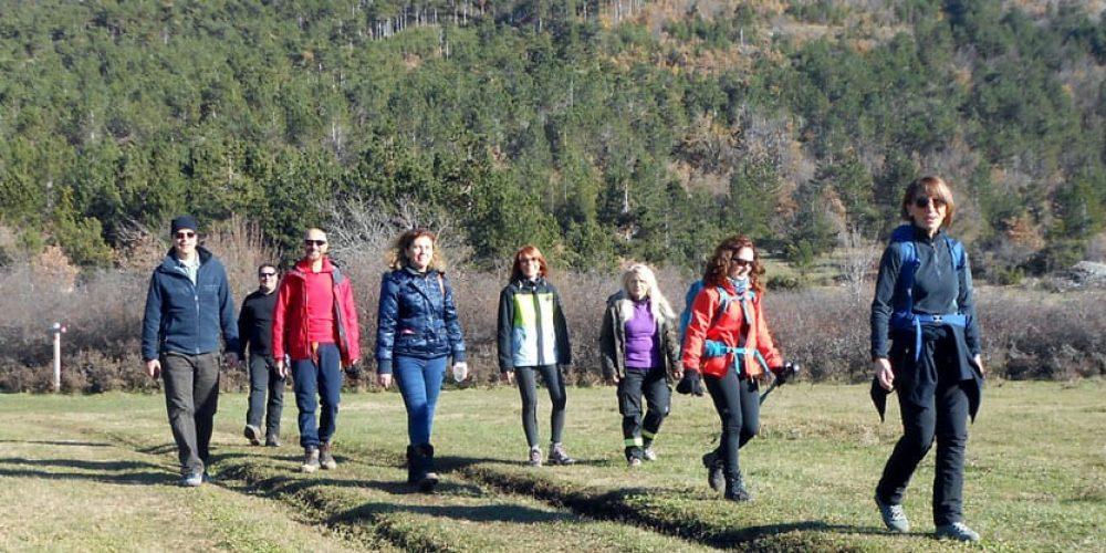Trekking in Abruzzo: Il Vallone dei Preti (Roccacasale – AQ)