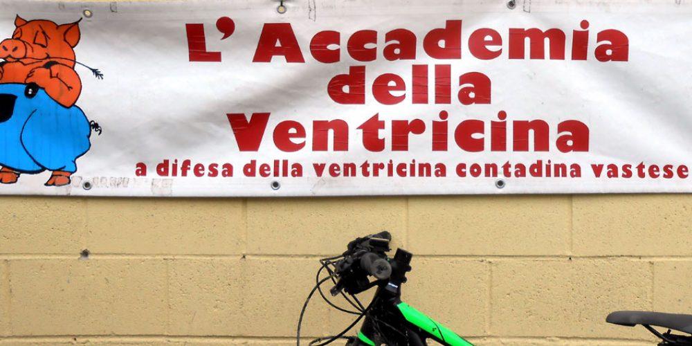Sulle Strade della Ventricina Campione d'Italia